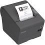 TM-T88V 180dpi TD, RS-232»USB, w/o PSU, dark grey
